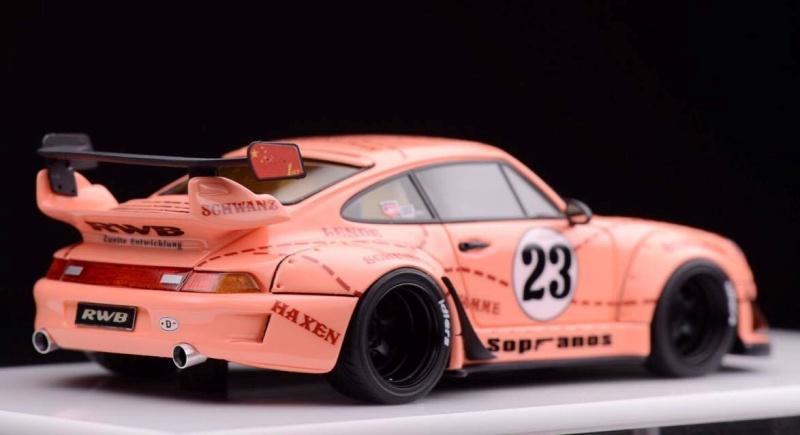 Led Lights For Cars >> Fuelme Models 1:43 RWB 993 Pink Pig Sau • DiecastSociety.com