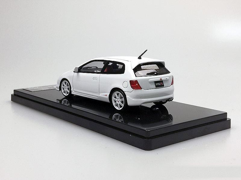 One Model Honda Civic Type R (EP3) - White ...