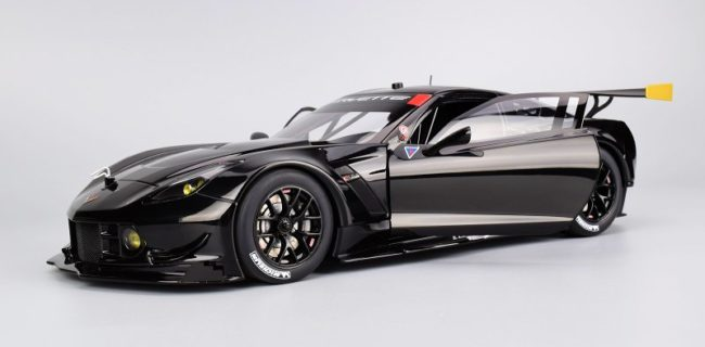 REVIEW: AUTOart Corvette C7 R Presentation • DiecastSociety com