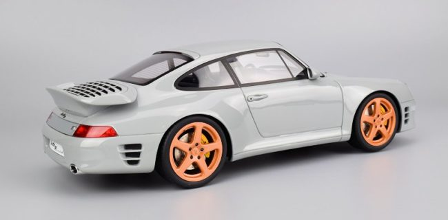 Review Gt Spirit Porscheruf 911 993 Turbo R Limited