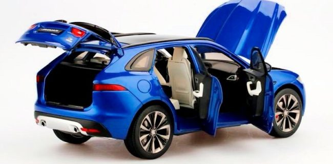 Truescale Miniatures Enters The Suv Market With Their Uber Sleek Jaguar F Pace This Is First Announcement From Brand In 1 18 Scale And Cast