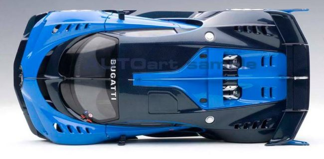 45b86317b The feature is the unmistakable Bugatti Vision Grand Turismo