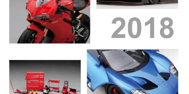 TrueScale Miniatures & TopSpeed 2018 Catalogue