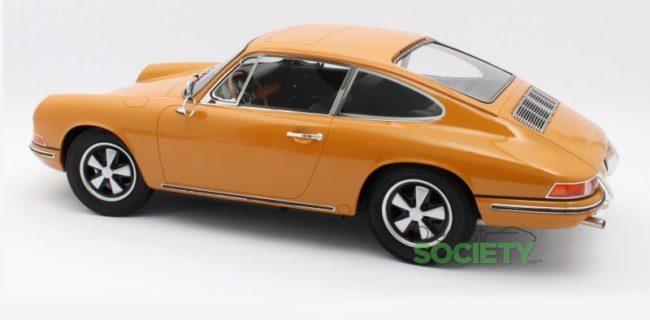 Another Sasquatch Footprint Of A Model Is Upcoming From Matrix Scale Models We Have The 1 6 Porsche 911 1964 1968 In Yellow Featuring Clic