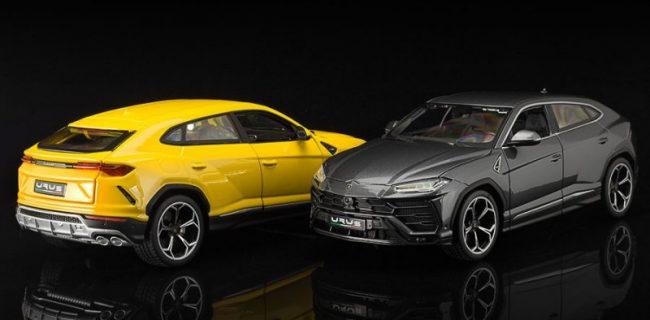 REVIEW: Bburago Lamborghini Urus • DiecastSociety com