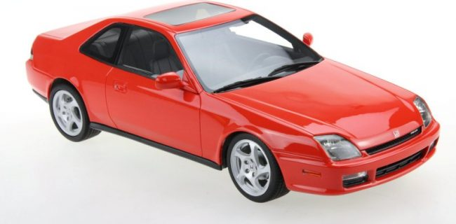 First Look: LS Collectibles Honda Prelude Painted Sample