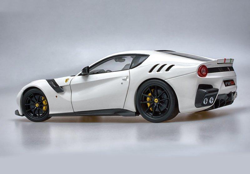 Review Bbr Ferrari F12 Tdf Diecastsociety Com