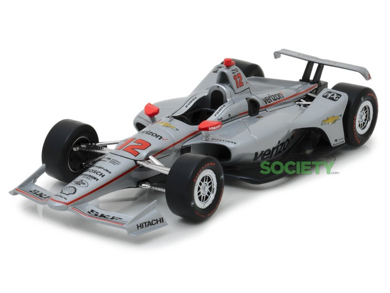 1:18 Greenlight Chevrolet Indycar Winner Indianapolis 500 2018