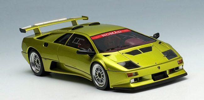 Make Up Lamborghini Diablo Se 30 Jota Po 03 1995 Diecastsociety Com