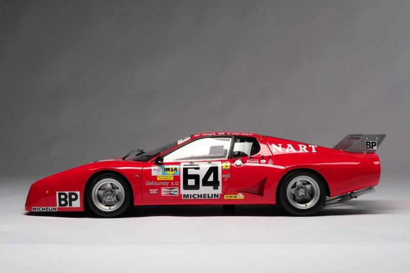 Amalgam New 1 8 Ferrari 512 Bb Lm 1979 Diecastsociety Com