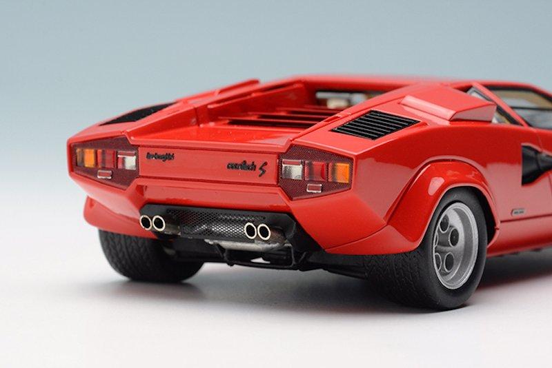 Make Up New Lamborghini Countach Lp400s Diecastsociety Com