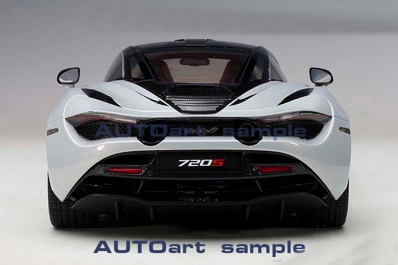 first look: autoart mclaren 720s • diecastsociety