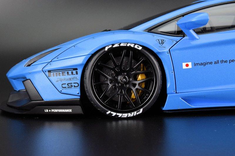 REVIEW: AUTOart LB Works Lamborghini Aventador