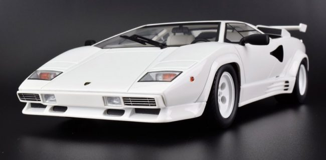Photo Gallery Kyosho Lamborghini Countach Lp 5000 Qv