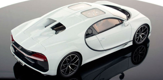 Mr Collection New Bugatti Chiron Sky View Diecastsociety Com