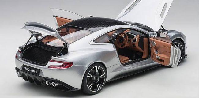 Autoart New Aston Martin And Lexus Colours Diecastsociety Com