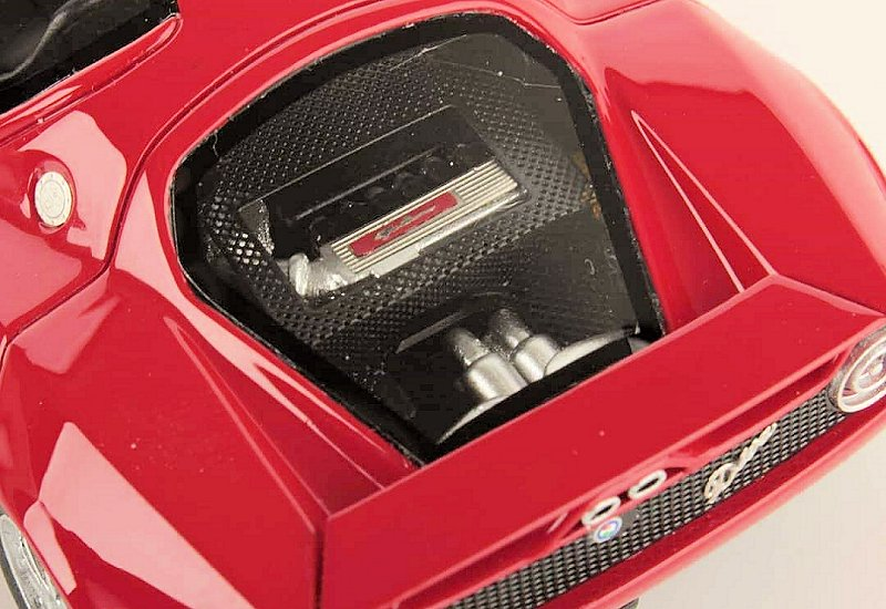 New * 2006 1:43 Look Smart rouge Alfa Romeo Diva concept