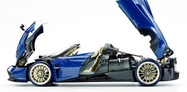 The Pagani Huayra Bc Roadster Was Caught In The Wild It S Probably
