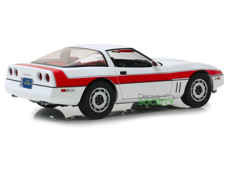 Greenlight Collectible 13534 Miniature Car Silver