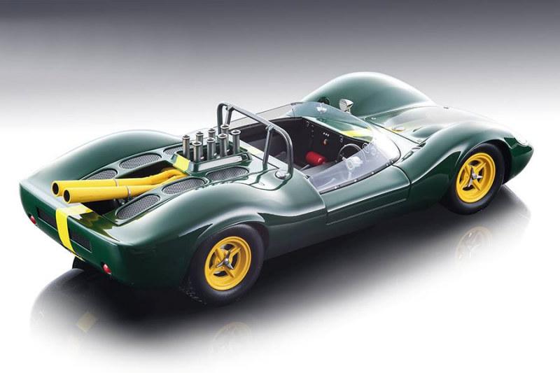 Tecnomodel Mythos New Lotus 40 1965 Diecastsociety Com