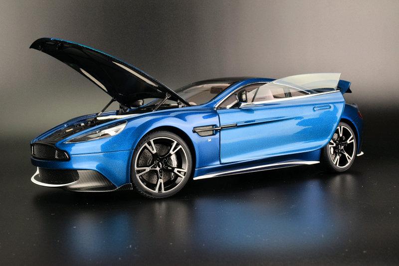 Review Autoart Aston Martin Vanquish S Diecastsociety Com