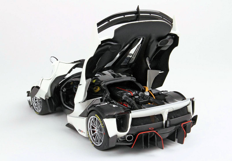 Ferrari F12 Price >> BBR Official Ferrari FXXK Evo Diecast • DiecastSociety.com