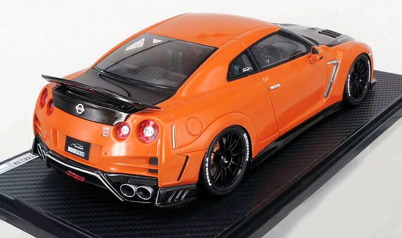 ignition model new top secret gt