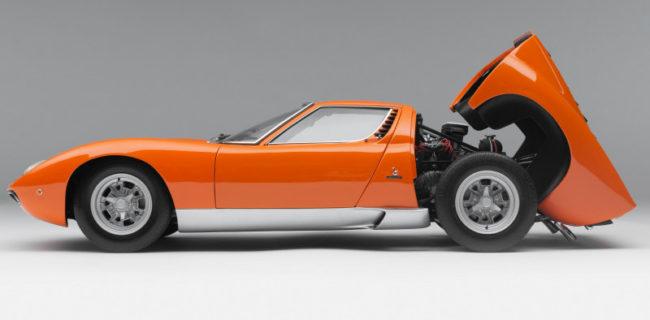 Amalgam Lamborghini Miura P400 Sv 1971 Diecastsociety Com