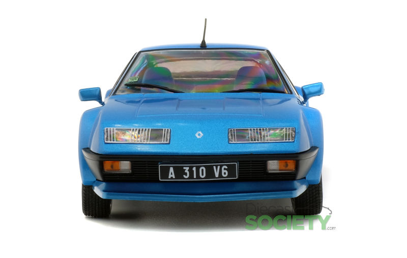 S1801203 SOLIDO Alpine A310 Pack GT 1983 Blue 1//18