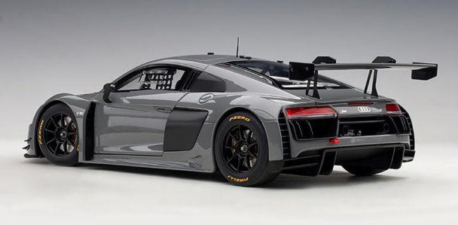 AUTOart New Audi R8 LMS - Nardo Grey • DiecastSociety com