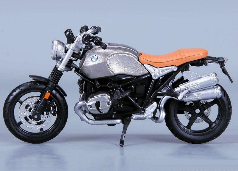 Image result for MAISTO 1:18 BMW R nineT model