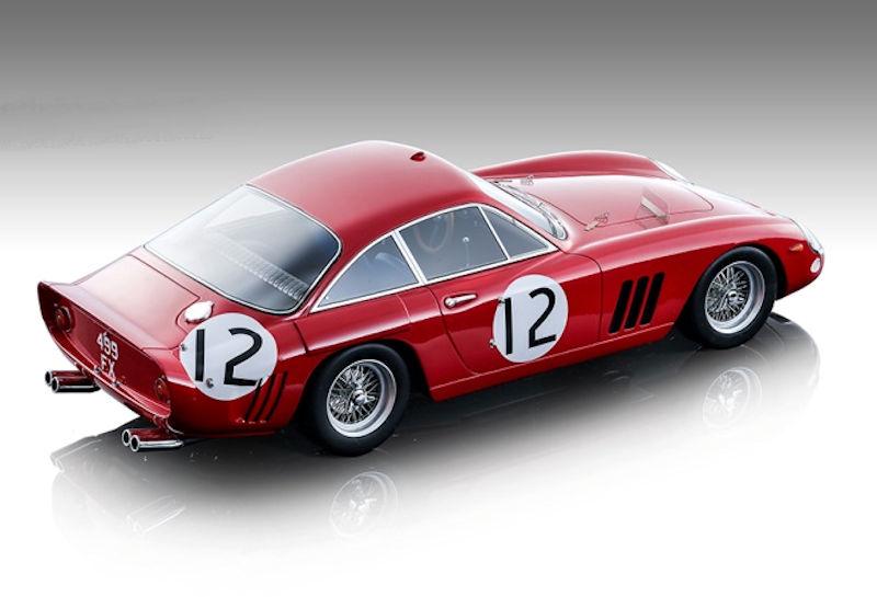 Tecnomodel New Ferrari 330 Lmb Diecastsociety Com