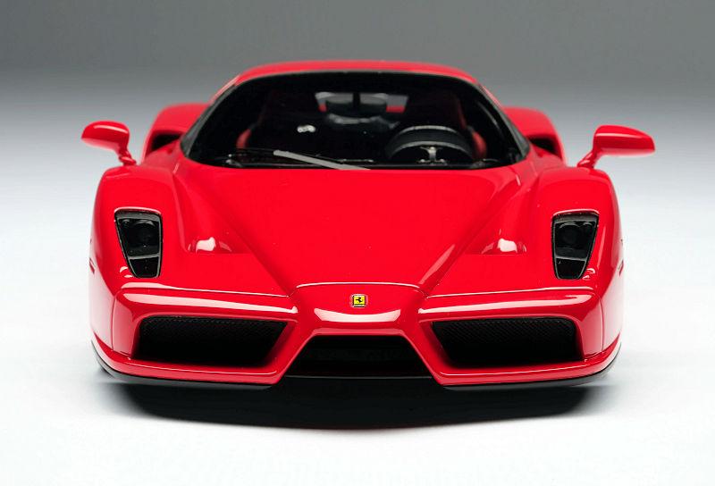 Amalgam 1 18 And 1 8 Ferrari Enzo Diecastsociety Com