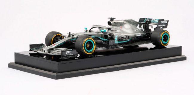 Amalgam Mercedes Amg F1 W10 Eq Power Hamilton Diecastsociety Com