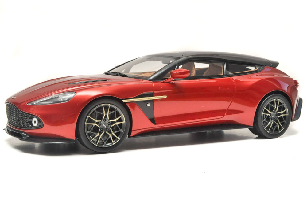 Review Topspeed Aston Martin Vanquish Zagato Shooting Brake Diecastsociety Com